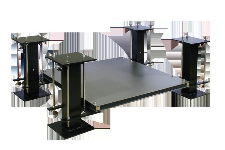 懸吊式防震桌TZ-02