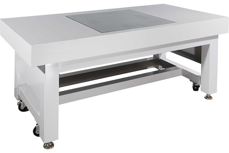 氣浮式防震桌