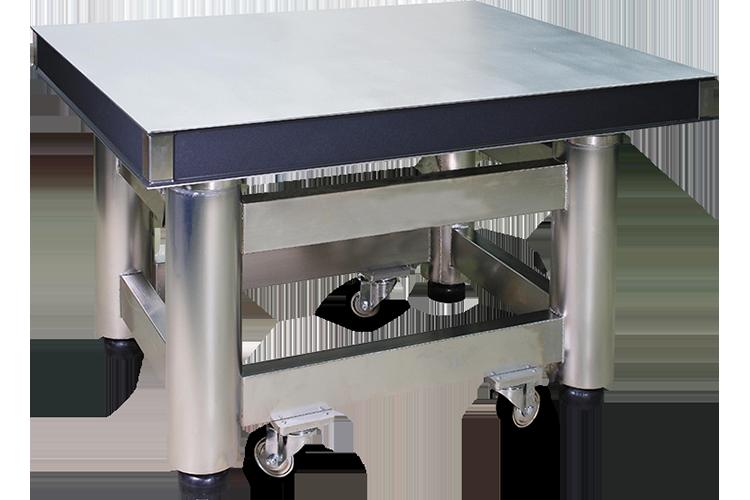不鏽鋼防震桌TX-01
